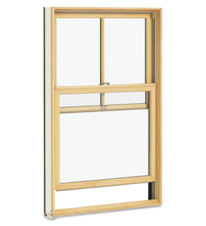 Integrity Fibergl Wood Ultrex Double Hung Window Iom