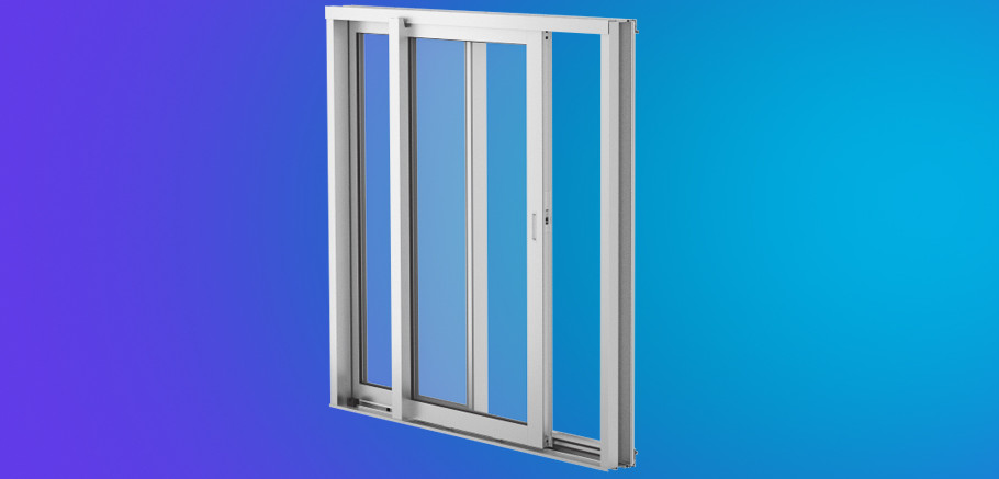 YSD 600 T Thermally Broken Architectural Sliding Door