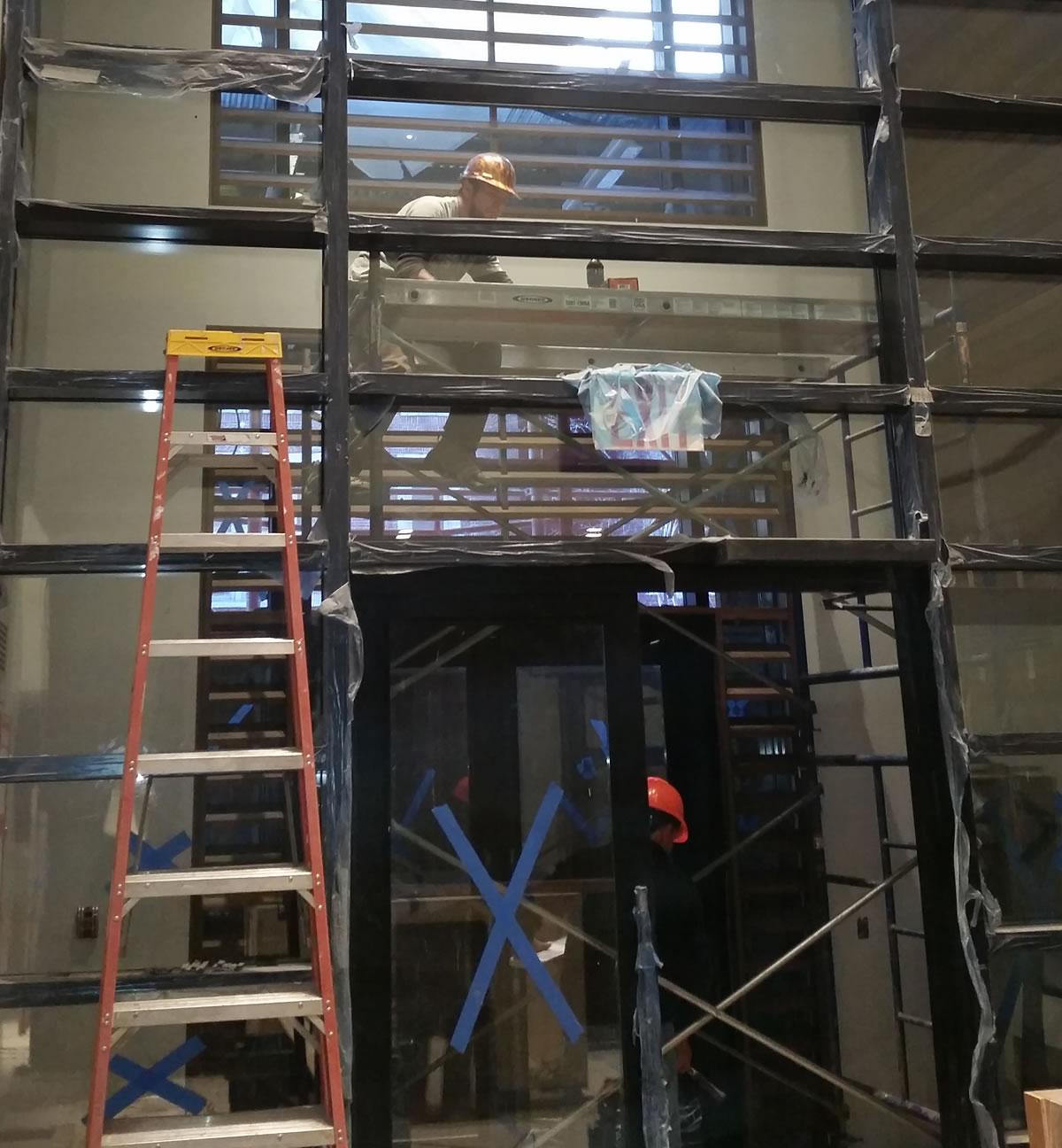 234 E23rd Ny Ny Curtain Wall Installation